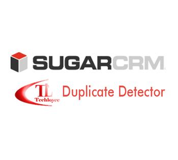 SugarDuplicateDetector SugarCRM, Inc
