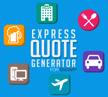 Express Quote Generator for Sugar® SugarCRM, Inc.